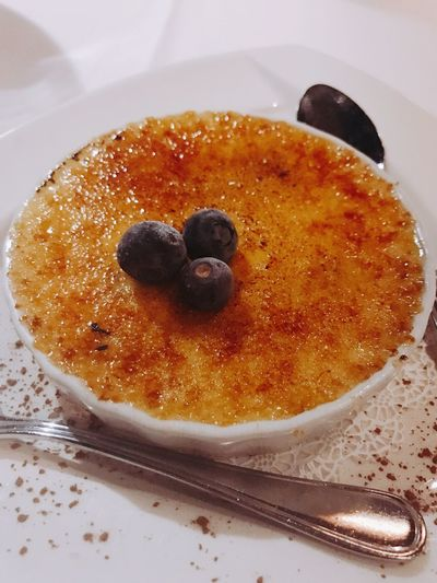 Food Porn Carmel Brulee Dessert Omg Too Full Can't Resist Ready-to-eat Unhealthy Eating Temptation Gourmet Sweet Food Food
