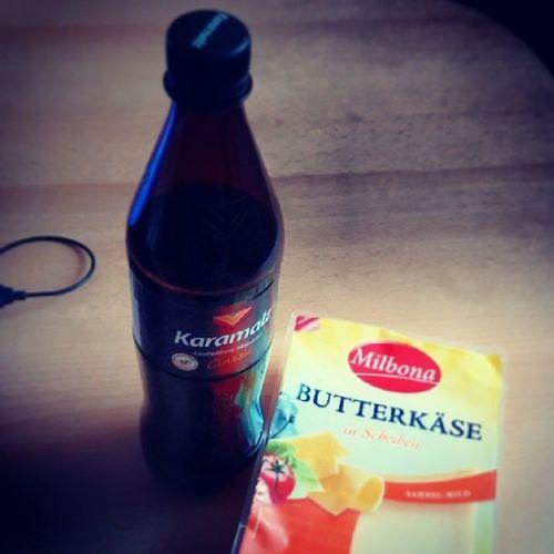 Завтрак  Сыр K äse Karamalz FR ühstück