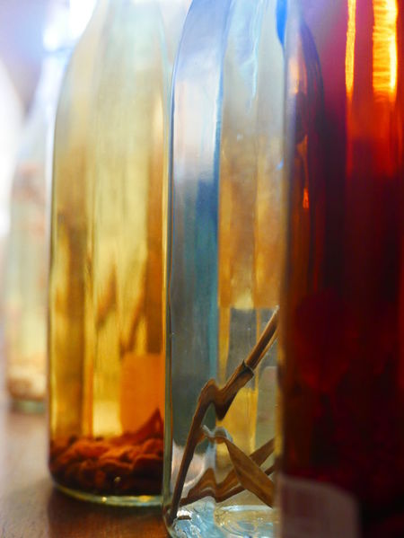 Alcool  Beverage Bottes Window Window Shopping Italy