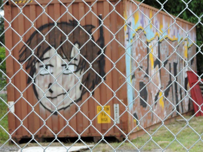 Street Art Miami Street Art/Graffiti Art Miami OutLaw Street Art