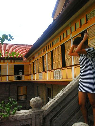 Intramuros| Philippines Paint The Town Yellow When in Intramuros Architecture Travel Destinations Connected By Travel