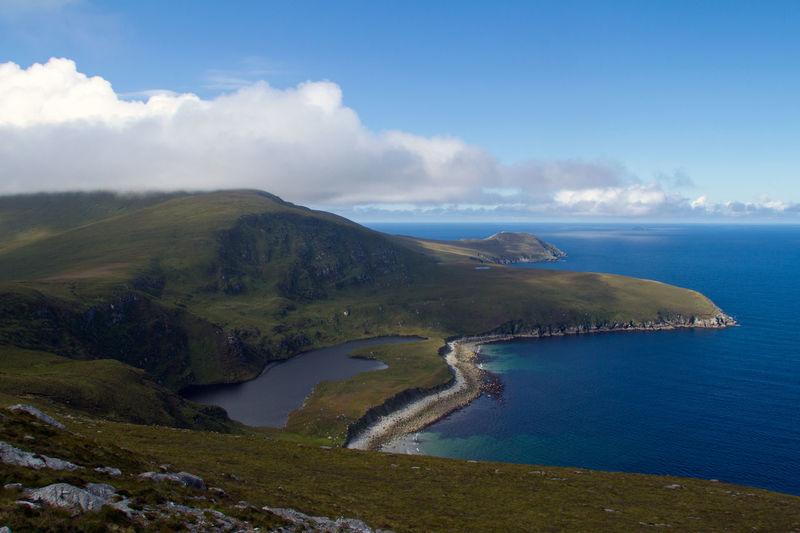 Beach Sea Mountains Ireland Secret Spots Lake