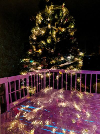 Virtual Christmas Tree Reflection reflections Wintertime light and shadow reflect Tree illuminated christmas decoration Christmas Christmas lights multi colored Celebra Magical Fantasy Illusion Reflection Reflections Wintertime Light And Shadow Reflect Tree Illuminated Christmas Decoration Christmas Christmas Lights Multi Colored Celebration Winter Christmas Ornament