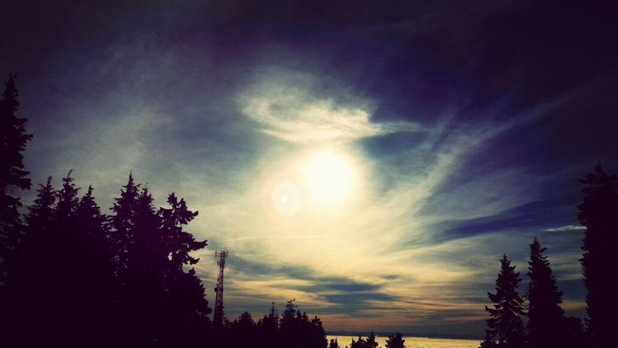 les jours dérnier au Vancouver... :(