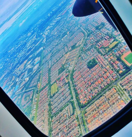 My Year My View Selangor Nature Malaysia First Eyeem Photo Fromplanewindow Fromplane Plane Flying High