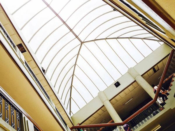 Roof. Roof Architecture Triangle White Beautiful Bright Architecture_collection Taking Photos Building Hello World