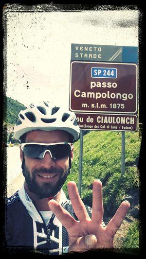 Passo Campolongo Mountains That's Me Cycling