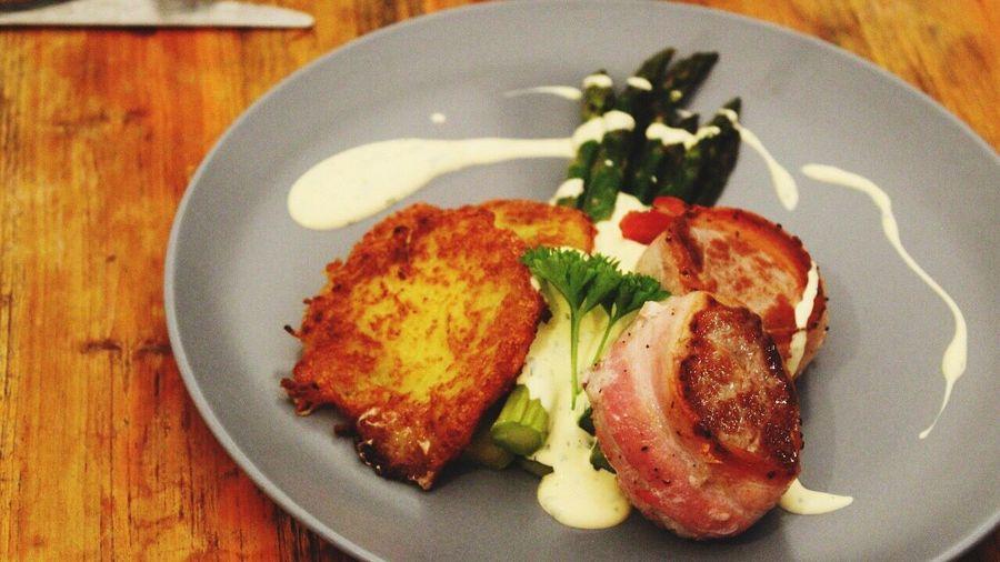Food Foodporn Cooked Essenmitgenuss Goodlifewgkocht Spargel Medallion First Eyeem Photo