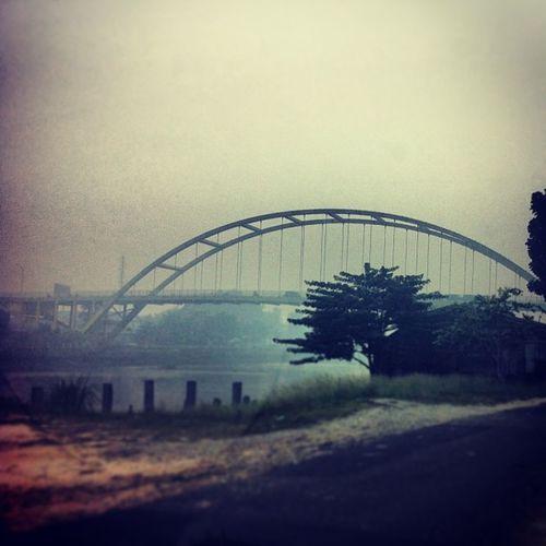 Pekanbaru Bridge Pasarbawah Justshoot