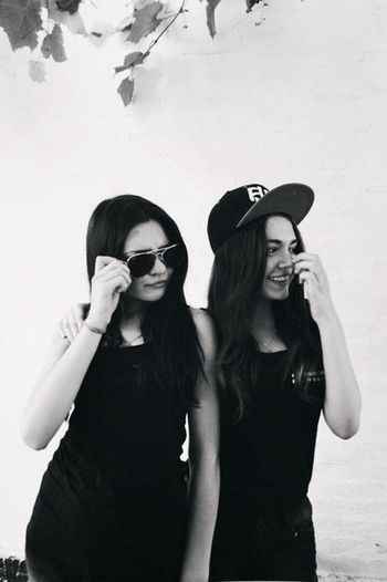 Hi! With Sister )