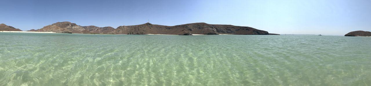 Playa Balandra #Balandra #beach #desert #mexico #Nature  #ocean #water BCS
