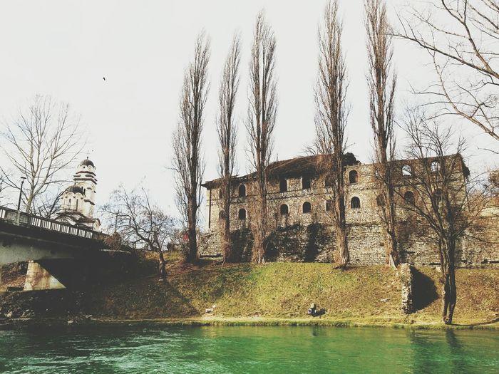Enjoying Life Hello World Banja Luka Enjoying The Sun Kastel Fortress Relaxing Hanging Out River Vrbas
