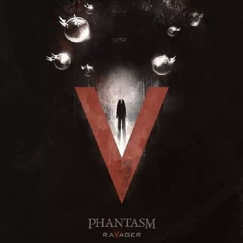 I am very excited for this. Phantasm V Ravager Tallman Doncoscarelli horror horrormovies scifi