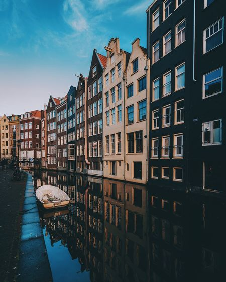 World of windows Building Exterior Amsterdam Canal Holland Netherlands Water Architecture Waterfront Row House City Traveling EyeEm Houses Travel EyeEm Best Edits Boat Cityscape Travel Destinations Travel Photography Eyeemphotography EyeEm Best Shots EyeEm Gallery Photooftheday Eye4photography  AMPt_community