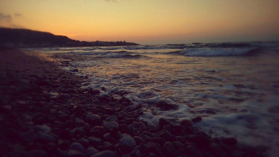 Last evening in Kreta stalis.maybee i come back some times Sunset_collection
