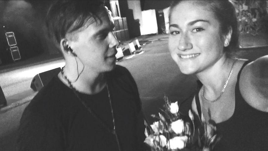 Mband Russia 2015  Россия EyeEm Best Shots First Eyeem Photo Russianstar Love Kiss Selfie ✌ Artem Pindura😱😕🎉