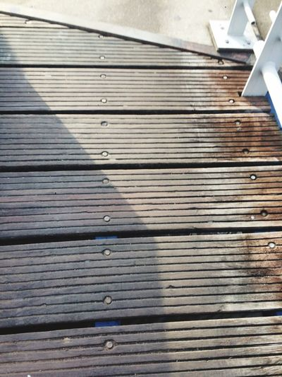 Puentes en Buenos Aires. Bridge Wood - Material Pattern Architecture Day No People Built Structure Sunlight Outdoors Wood Metal Boardwalk