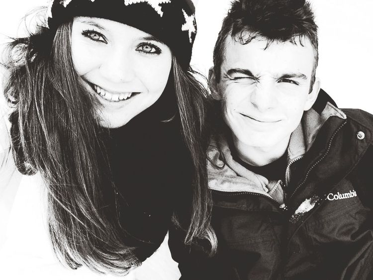 Lafamille Ski Bw_lover ❤