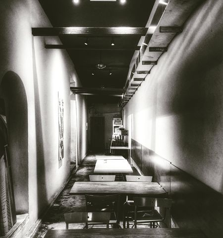 Reflections #reflections #shadow #blackwhite #sunlight Indoors  Illuminated The Way Forward Architecture No People Day