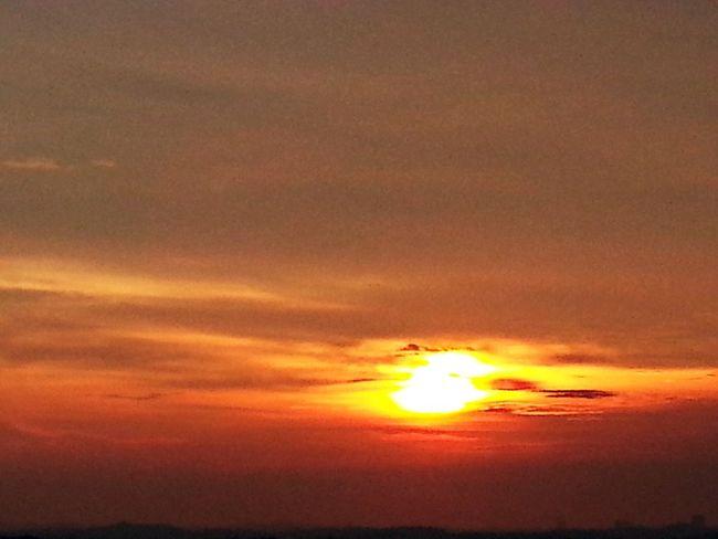 Sunset 290414 Sunset Sky Sun! Cloud And Sky