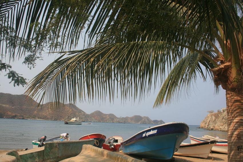 #Colombia #SantaMarta Beach Day