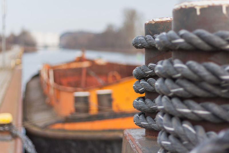 Boat Close-up Day Harbor Industry Nautic Nautical Nautical Vessel No People Outdoors Rope Ropes Ship Ships Transportation