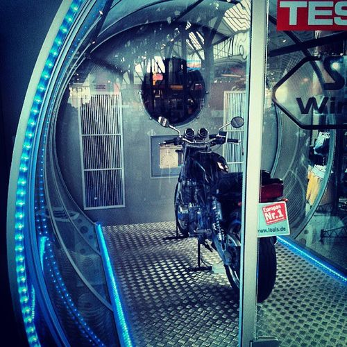Bike Windkanal Louis Berlin