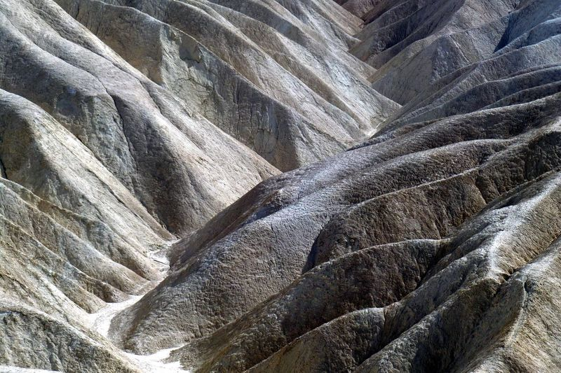 Landscape Beauty In Nature Outdoors Close-up Travel Death Valley Zabriskie Point Desolation Bare Brown Finding New Frontiers Flying High