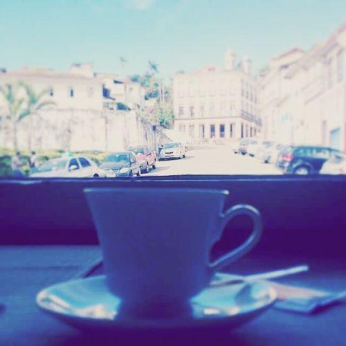 Uma tarde um café!