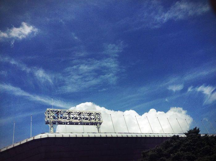 I Pad Mini Retina Sky, 하늘,