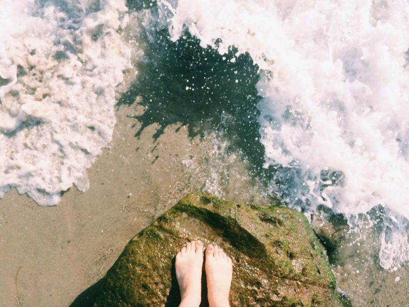 The Moment - 2014 EyeEm Awards Theresnoplacelikehome Lagunabeach Ocean