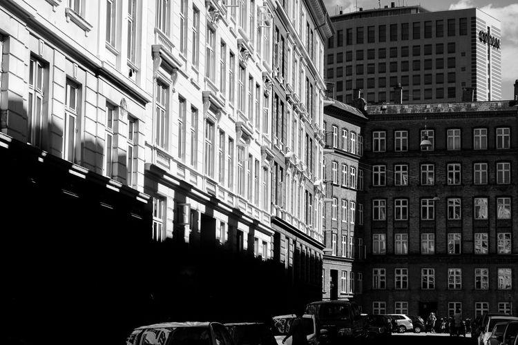 Vesterbro Archineos B&n B&w Bianco E Nero Black And White Blanco Y Negro Copenhagen Danimarca Denmark København Monochrome Monocromo Shadow Silhouette Ugo Villani Urban Vesterbro, Denmark