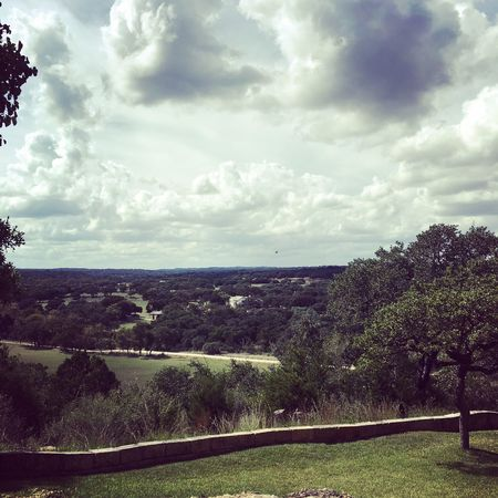 Clouds And Sky Cloudscape Countryside Nature Scenery Beautiful Green Trees Skyline Skylines Texas Sky View From The Window...