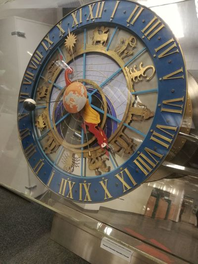Astrology Sign Clock