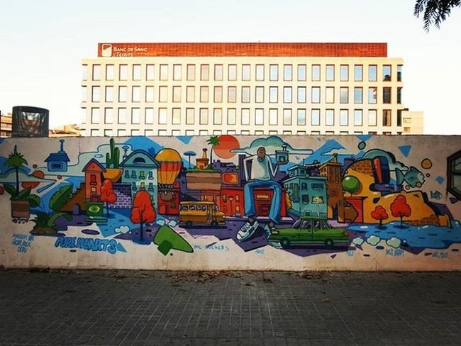 Streetart Streetartbcn Streetartbarcelona Graffiti Barcelona Barcelonastreetart Bcnstreetart Bcn Tv_streetart Rsa_graffiti Instastreetart Instaphoto