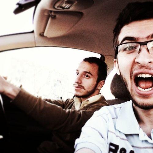 وقتی دوستات از رانندگیت لذت می برن!! بزن به ماشین جلویی