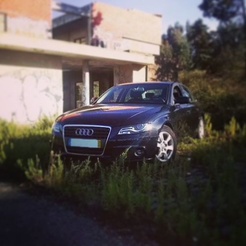 2.0  A4 Abandoned Audi Factory FourRings Ruins Thirdworld