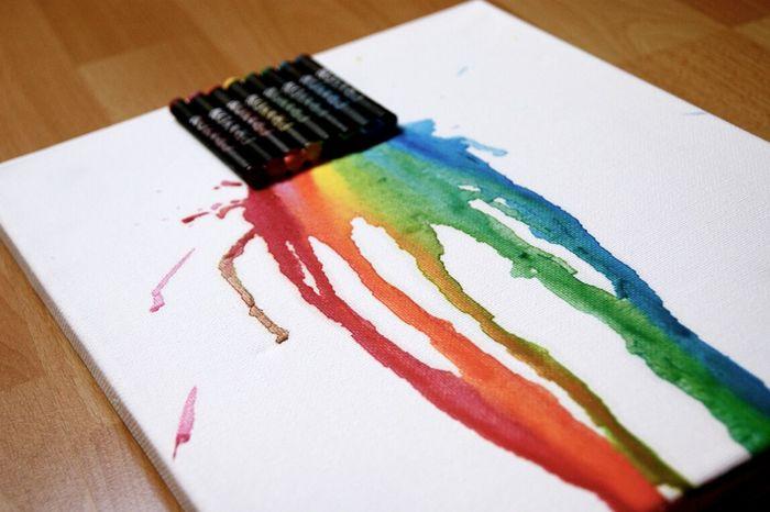 Art DIY Colours Beautiful