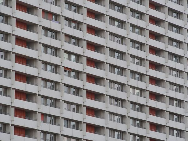 Apartment Architecture Architecture_collection Balcony Building Exterior Building Story Built Structure City Façade Minimal Minimalism Minimalist Architecture Minimalobsession No People Repetition Residential Building Urban Exploration Urban Photography Window The Architect - 2017 EyeEm Awards