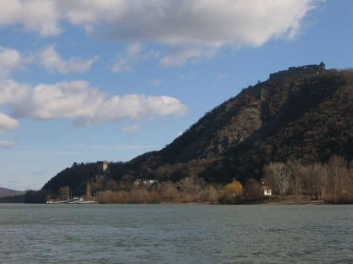 River Landscape Danube Lakeview Riverview