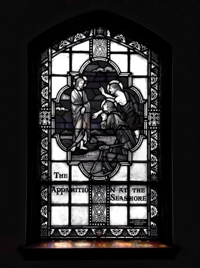 Church Window Blackandwhite Tadaa Community Window Built Structure Architecture Indoors  Glass - Material No People Stained Glass Religion Spirituality Human Representation