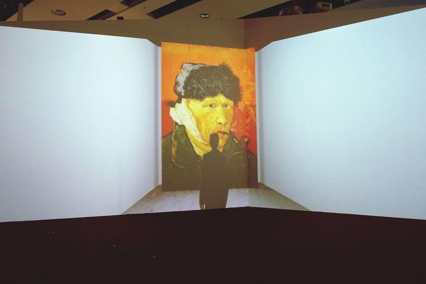 Van Gogh Vincent Van Gogh Daegu Media Art Korea Sony Rx100 M3 대구 EXCO 반고흐 미디어아트전.