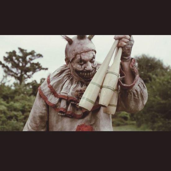 Americanhorrorstory Series Clown Horror