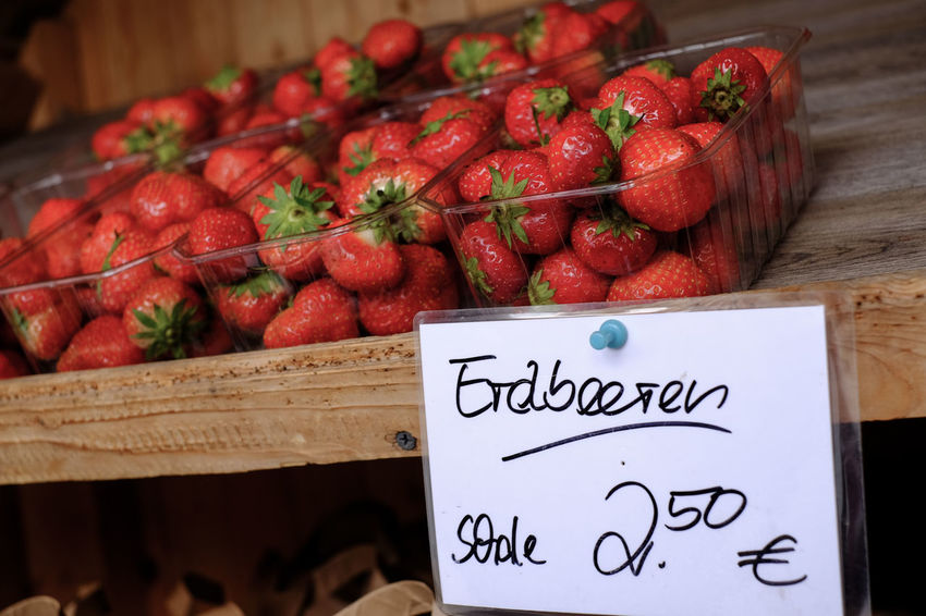 Abundance Food And Drink Fruit Strawberry