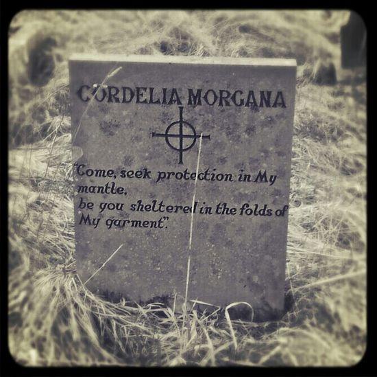 Grave Pagan