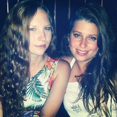 Bff Russiangirlsss Israeligirls Curly cute friday sisterandi pretty prettygirls Hagar Nastya עם אחותי המהממת שלא ראיתי שנים❤