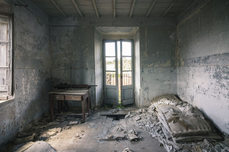 Decay Room.