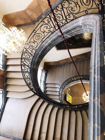 #escalier