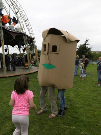 Box Happiness In A Box Out Of The Box Taking Photos Enjoying Life Cardboard Recycling Materials Getting Inspired Festival b