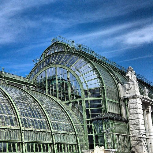 Gründerzeit-Glashaus